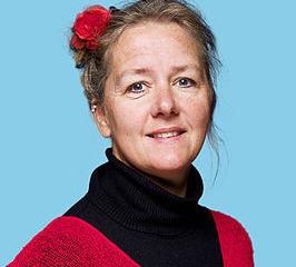 Esther-Mirjam Sent, hoogleraar Radboud Universiteit, zit sinds 2011 in de Eerste Kamer