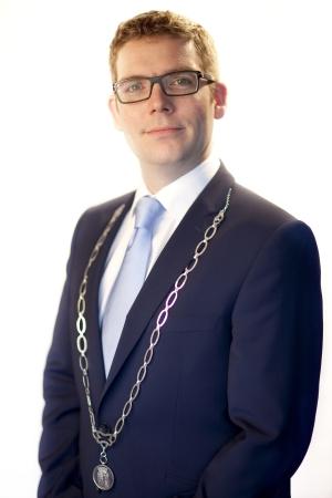 Sebastiaan van 't Erve, burgemeester van Lochem