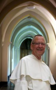 Henk Jongerius van Dominicanen Klooster Huissen