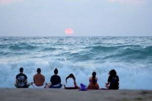 meditatie_aanzee