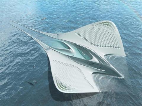 Zijn drijvende steden de toekomst? [view]