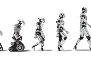 Robotica-evolutie