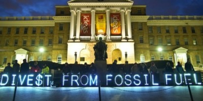 Divestment Beweging: fossievrij