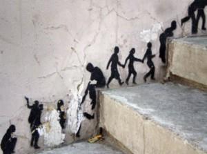 Hand in hand in De Evolutiegids