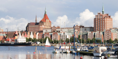 Rostock, internationale Hanzestad