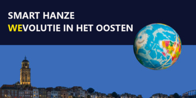 Smart Hanze in Oost-Nederland in de Evolutiegids