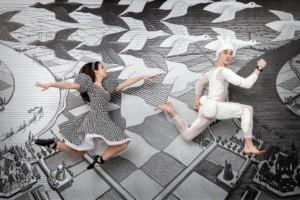 Escher: de zin van het leven