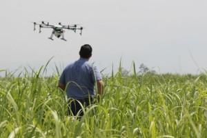 dronelandbouw