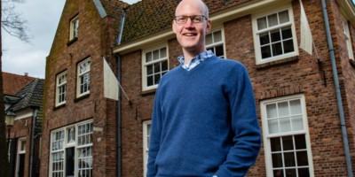 prof.dr. Gert-Jan Hospers schreef boek Slimme Streken