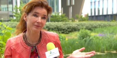 Kim van der Leest over de handleiding 'De Levende Tuin' voor zakelijk gebruik