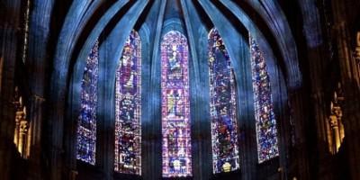 Kathedraal Chartres is een krachtplaats