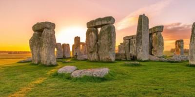 Stonehenge in Engeland is een krachtplaats