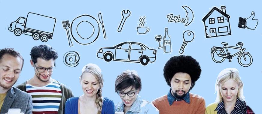 deeleconomie in commons