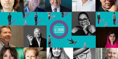 Leiders die inspireren tot zinvolle en innovatieve actie. Zie www.evolutiegids.nl