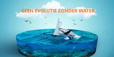Lees de waterspecial in De Evolutiegids: geen evolutie zonder water