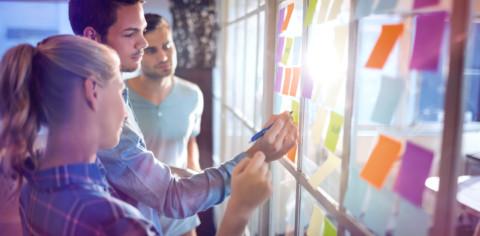 Het roer om met AGILE of behendig leiderschap [view]