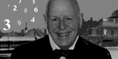 Numeroloog Gerrit Jansen bij De Evolutiegids