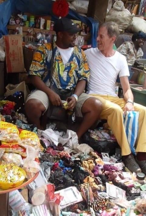 Mijn reis naar de ziel van Kameroen [column Han Bekkers]