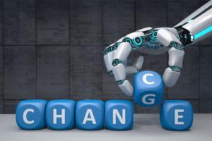Robots brengen nu al verandering