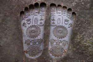 aarding, beste medicijn onder je voeten