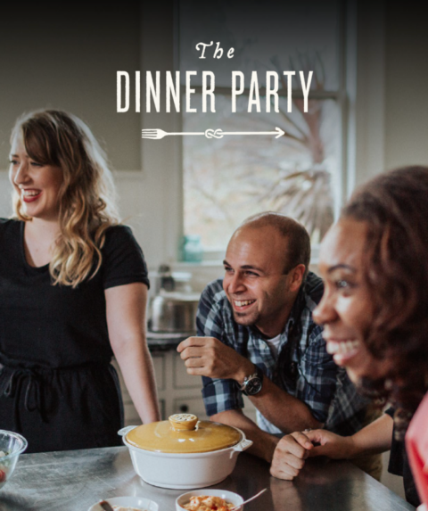 The Dinner Party: zinvol leven na verlies [view]