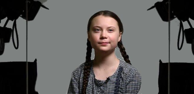 Klimaatactiviste Greta Thunberg