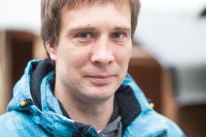 Sven Lüdecke bouwt Little Homes voor daklozen