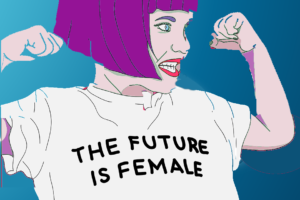 The future is female & male