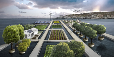 Floating Food Farms