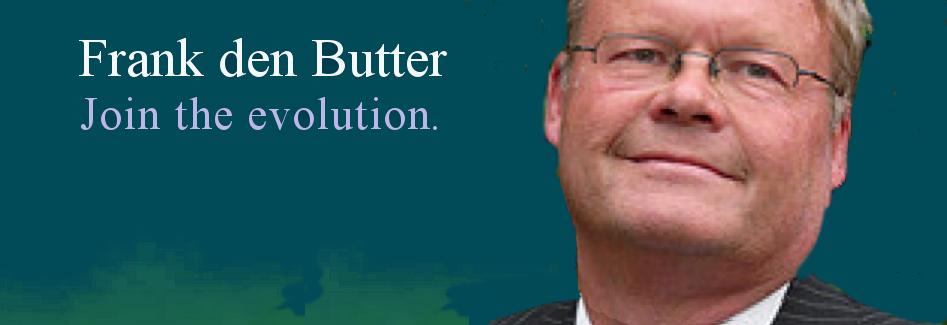 Frank den Butter, economiegids Evolutiegids
