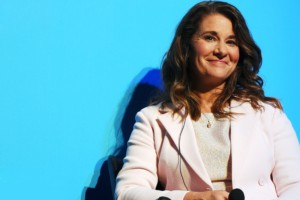 Melinda Gates The Moment of Lift