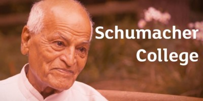 Satish Kumar, Schumacher College