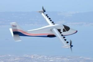 elektrovliegtuig