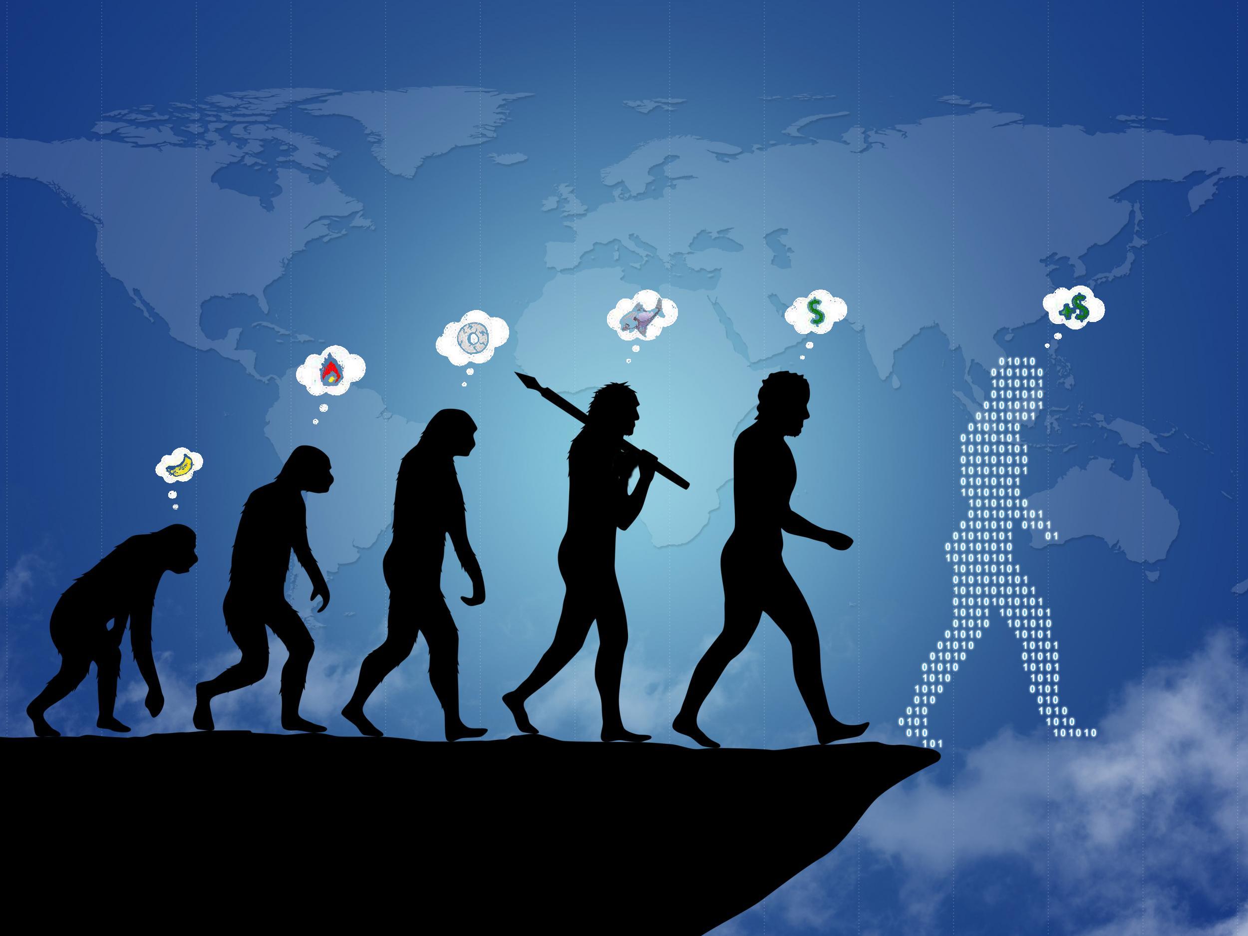 Nieuw kapitalisme in De Evolutiegids