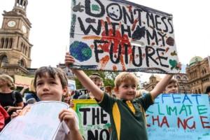 klimaatprotest jongeren