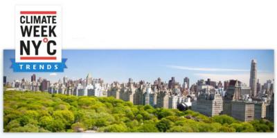 klimaatweek New York 2019