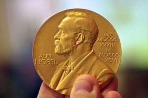 Nobelprijswinnaars in de Evolutiegids
