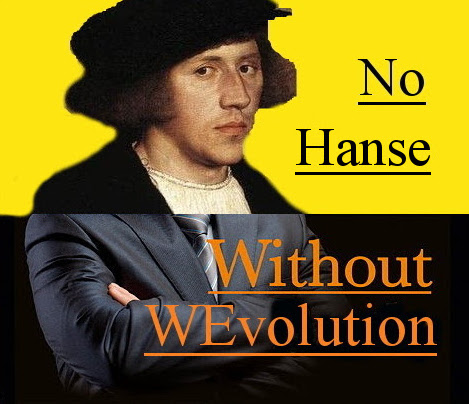 No Hanse without WEvolution