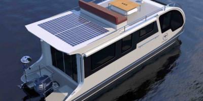 Departure One: caravanboot