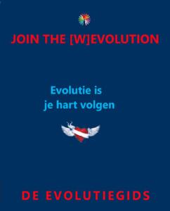 Evolutie is je hart volgen