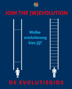 Join the [W]evolution van de Evolutiegids