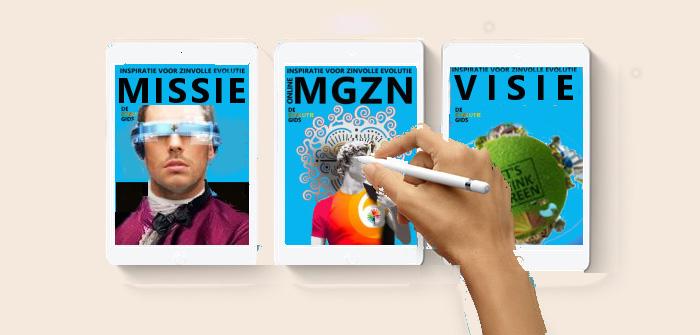 Missie & visie van de Evolutiegids