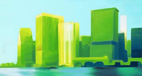Groene steden in de Evolutiegids