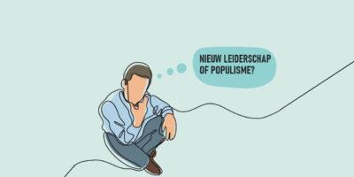 Nieuw leiderschap vs populisme in De Evolutiegids