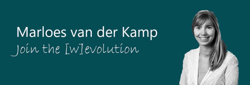 Marloes van der Kamp de De Evolutiegids
