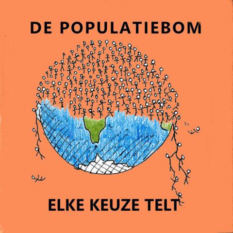 Overbevolking in De Evolutiegids