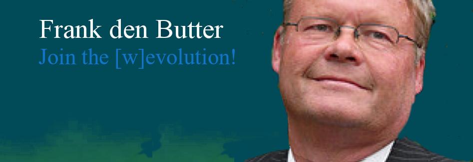 Frank den Butter in De Evolutiegids