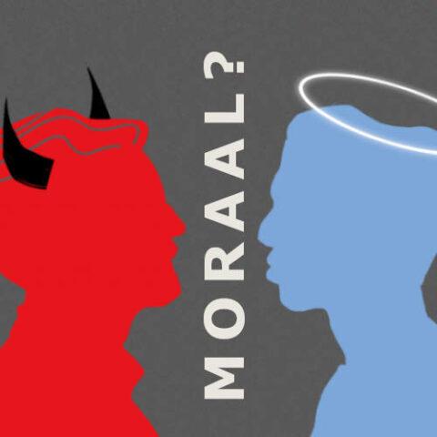 De Moraal in De Evolutiegids