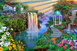 Ontwerp je paradijs in De Evolutiegids