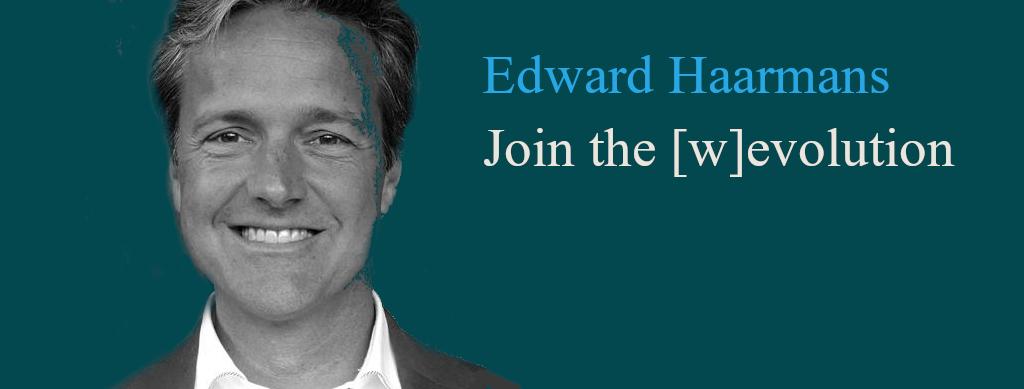 Edward Haarmans, purposegids van De Evolutiegids